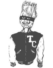 Team Clean Mascot: Broomsy